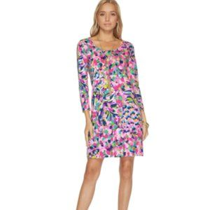 Lilly Pulitzer Beacon Dress in Pina Colada Club